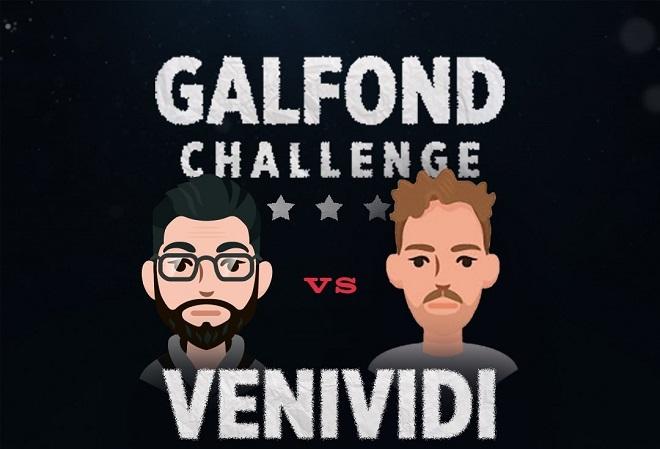 Galfond Challenge Гальфонд на короткое время выходит вперед и завершает сессию, проигрывая всего два бай-ина