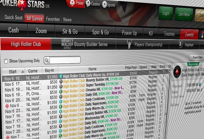 В преддверии PSPC PokerStars меняет расписание дорогих MTT