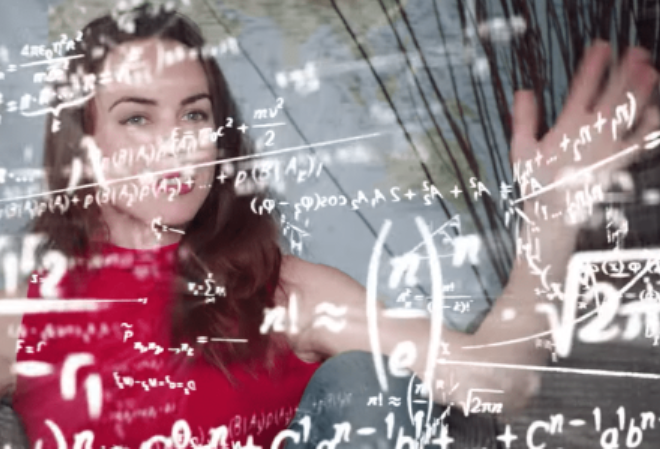Лив Бори запустила новое научное шоу на YouTube