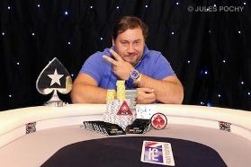 France Poker Series: Нестеренко отметился историческим дублем