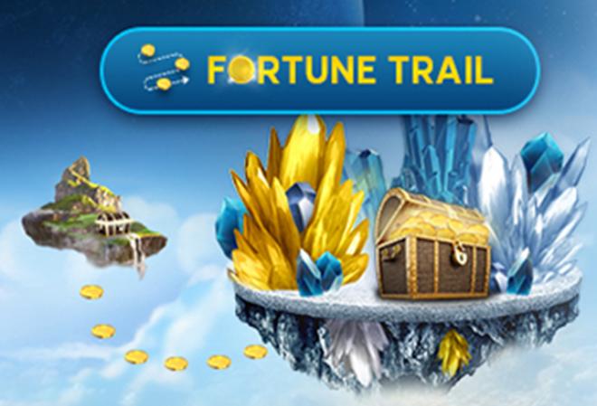 Fortune Trail на 888 Poker
