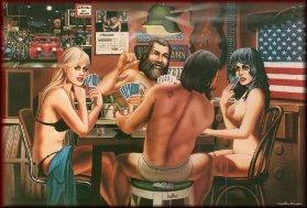 Сыграем в Strip Poker?