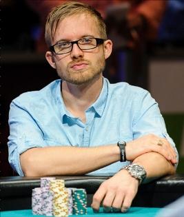 Биографии игроков финального стола Main Event WSOP: Мартин Якобсон