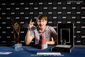В Главном турнире SCOOP победил Иван Сошников
