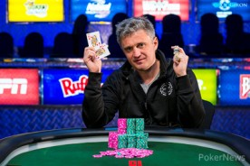 WSOP: первый браслет Алексея Билокура и другие герои Мировой Серии