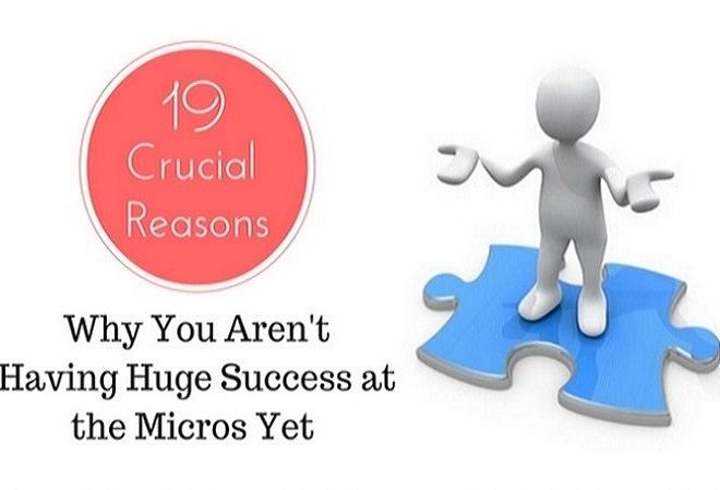 19 основных причин, по которым вы еще не побили микролимиты - Часть 1 (Натан Уильямс)