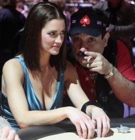 Умберто Бренес движется к новому рекорду по попаданию в ИТМ за время одной серии WSOP