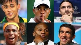 Шесть спортсменов, которых хотелось бы увидеть за покерным столом
