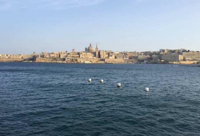 Блог Джонатана Литтла: Мальта!