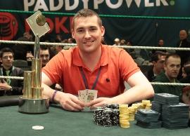 В Главном турнире 2014 Irish Open одержал победу Патрик Кларк