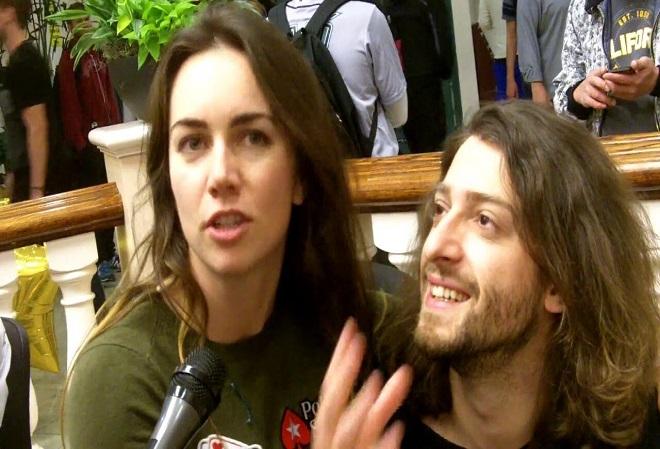 Покерная пара Лив Бори и Игорь Курганов разводятся с PokerStars