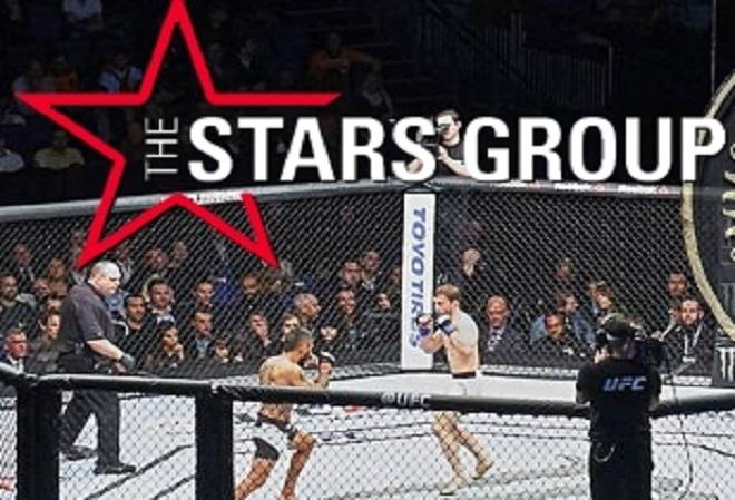 PokerStars заключил сделку с UFC