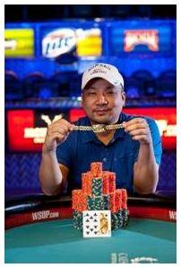 WSOP дайджест. 36-40 турниры.