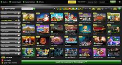 CasinoLuck. Нажмите на изображение для увеличения