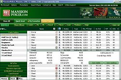 Mansion Poker. Нажмите на изображение для увеличения