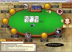 PokerStars. Нажмите на изображение для увеличения