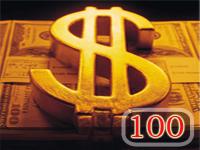 Бонус $100