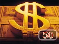 Бонус $50